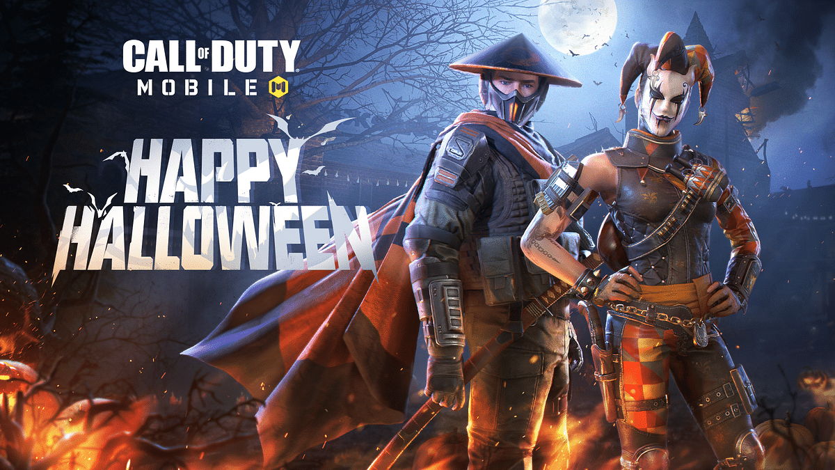 Call of Duty Mobile update brings a spooky halloween theme to the game