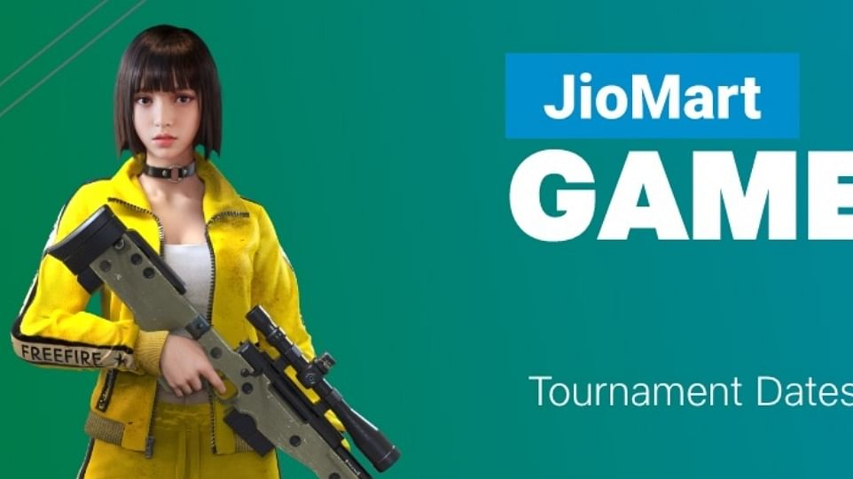 Jio Mart Gameathon for Free Fire with Rs 25,000 prize pool announced