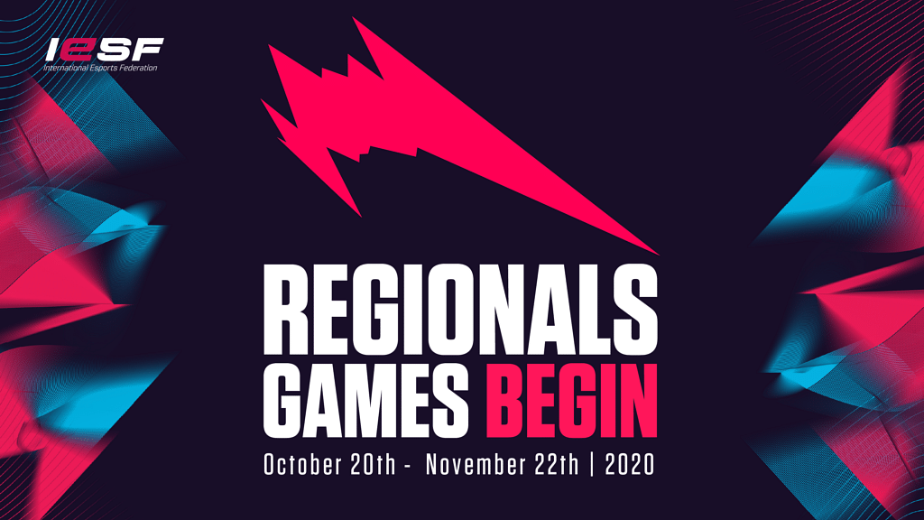 12th IESF World Championship Regional Qualifier dates announced