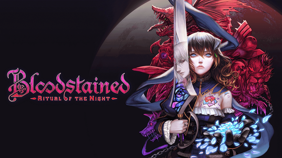 Bloodstained: Ritual of the Night is soon coming on Android and iOS devices