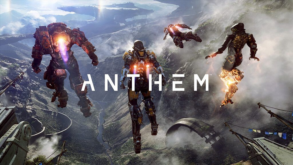 BioWare's Anthem to get a revamped Javelin class in upcoming update