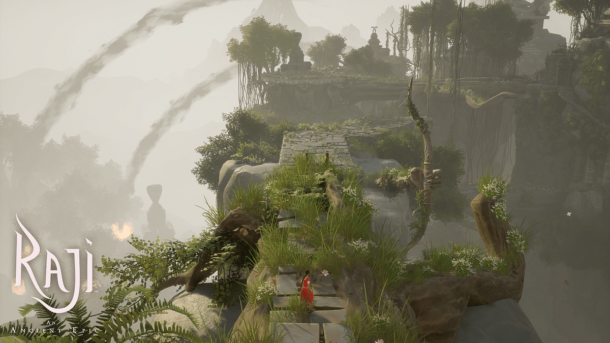 Raji: An Ancient Epic by Nodding Heads Games India released for PC, PS4, and Xbox One