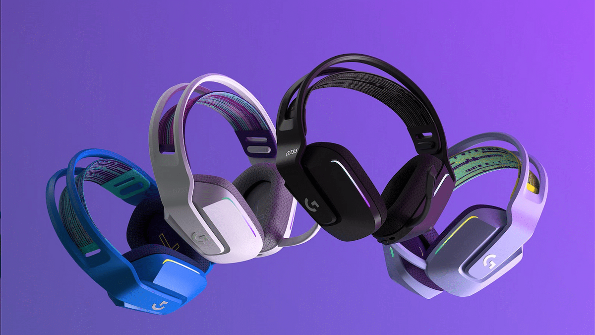 Logitech G launches the G733 Lightspeed Wireless Gaming Headset at ₹15,495