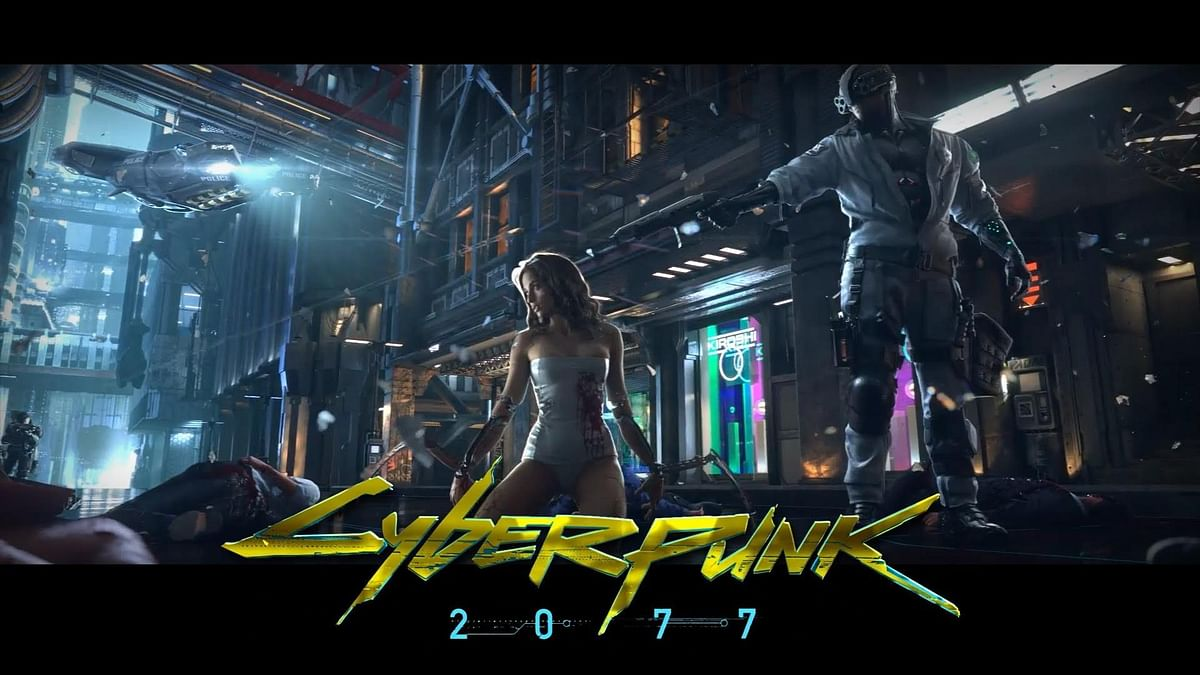 Cyberpunk 2077 download size for PS 4 and PS 5 revealed