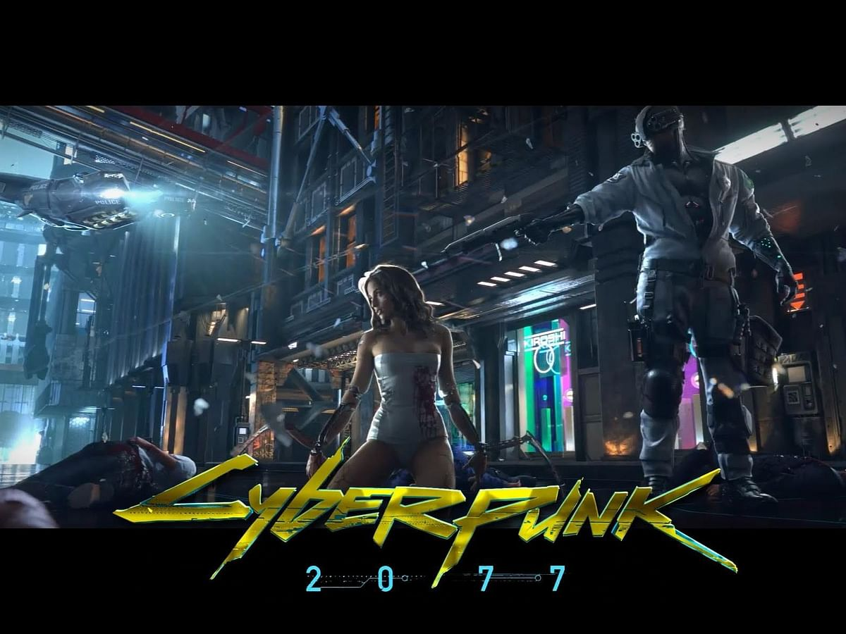 Here's how Cyberpunk 2077 looks running on an Xbox One X and an Xbox Series X