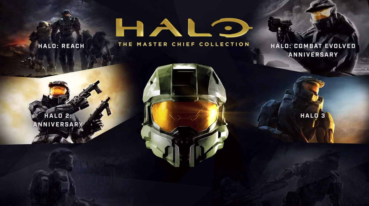 Halo 4 coming to PC next week as part of the Master Chief Collection