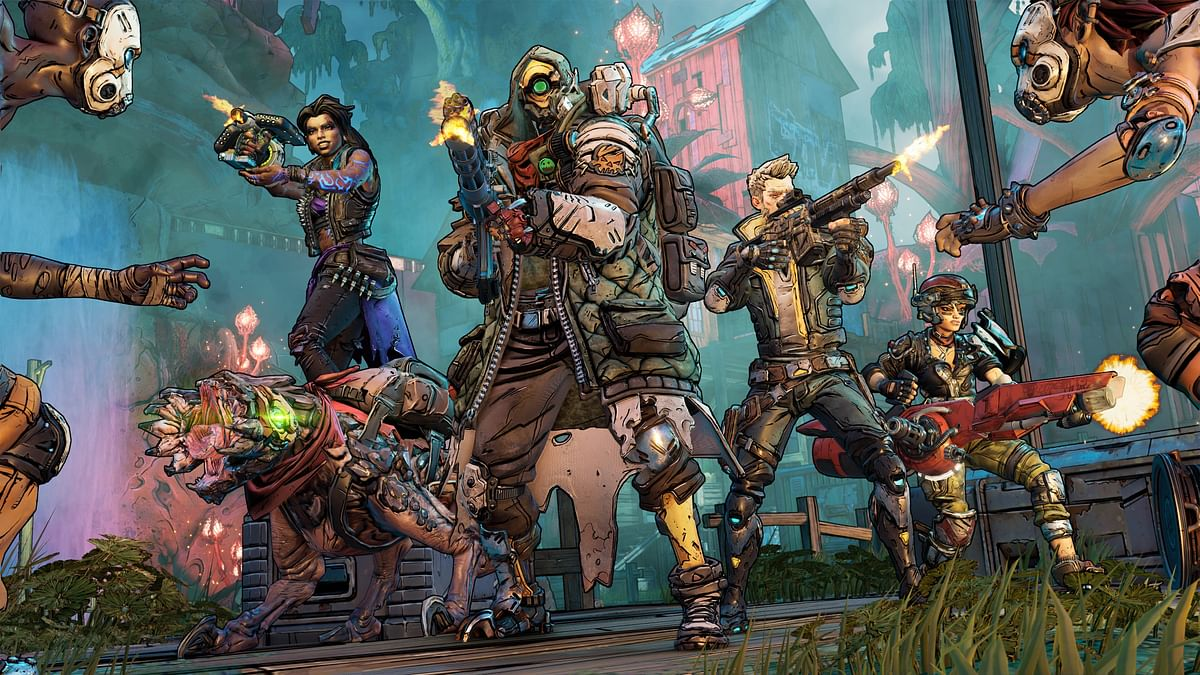 Upcoming update to Borderlands 3 will bring new skill trees for Amara and FL4K