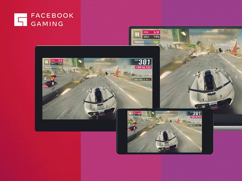 Facebook unveils its free-to-play cloud gaming service