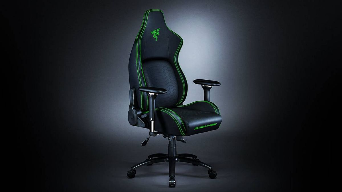 Razer launches its first gaming chair at $499