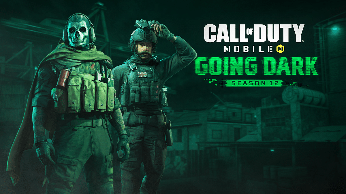 Call of Duty Mobile update brings Season 12, night mode, new map and more