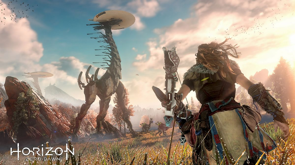 Latest Horizon Zero Dawn patch comes with critical graphic fixes