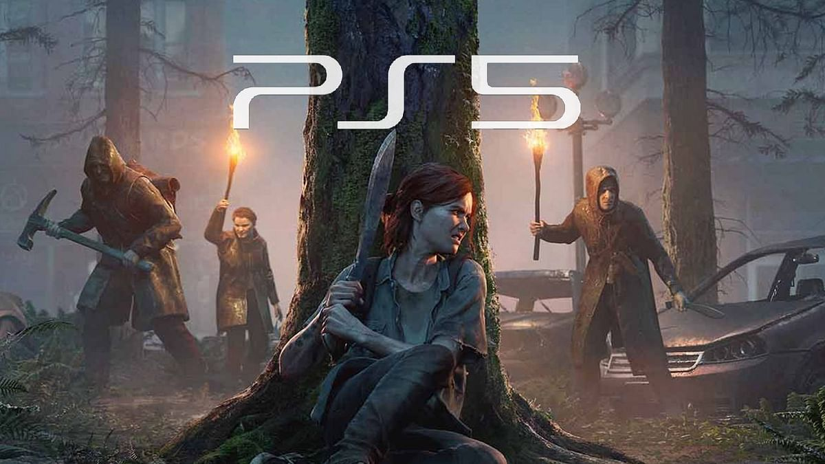 The Last of Us: Part 2 is one of the first PS4 games to support PS5 Dualsense Haptic Feedback