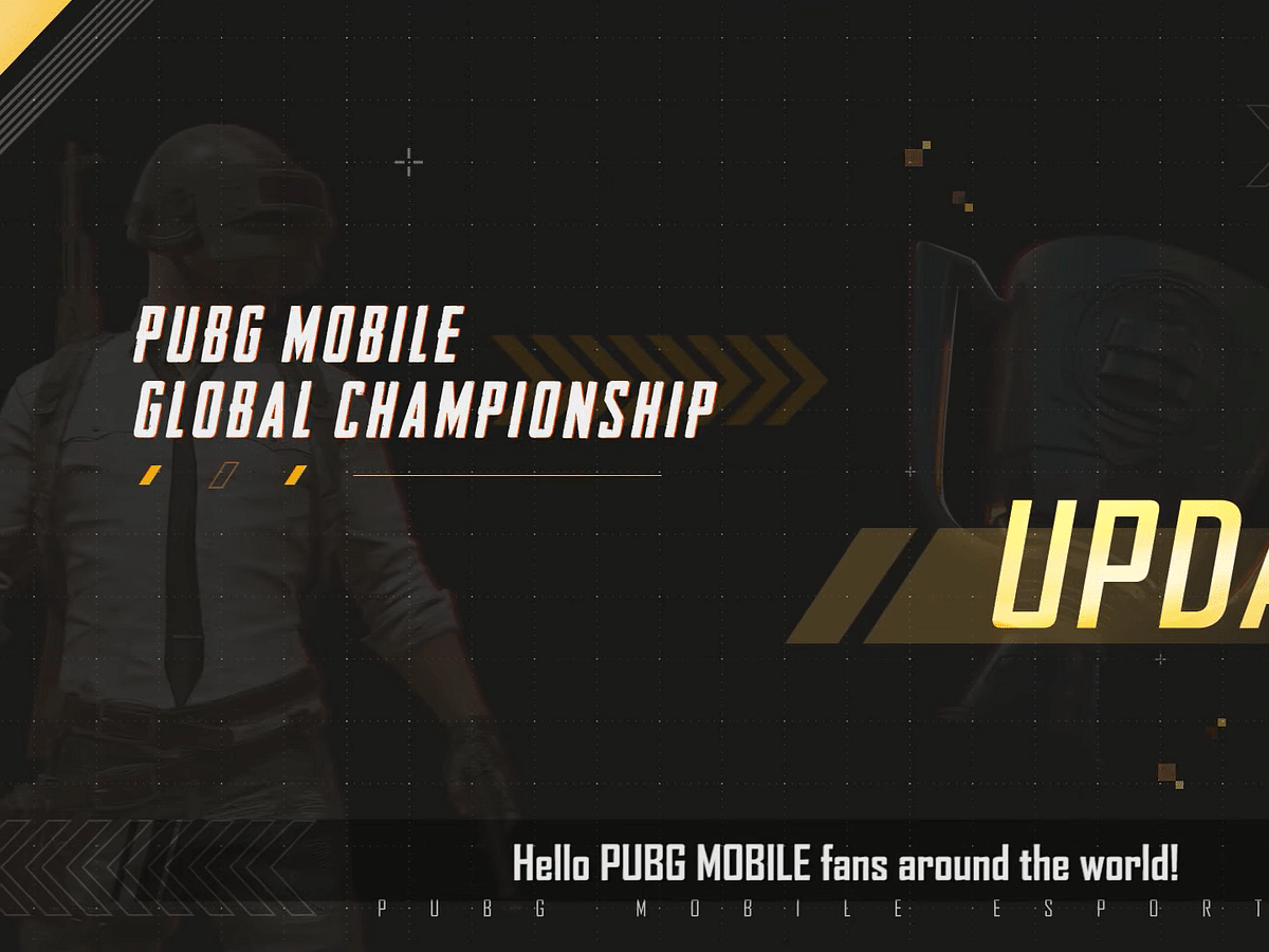 PUBG Mobile Global Championship 2020 teams and schedule announced