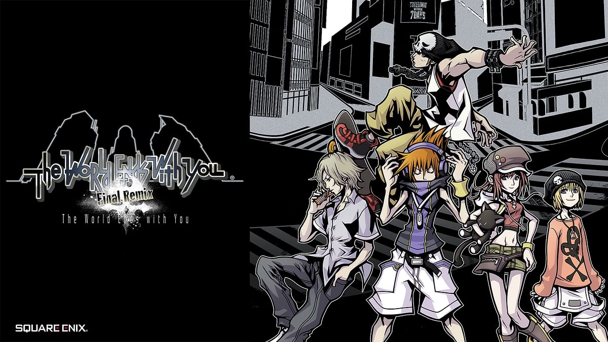 NEO: The World Ends with You announced for PlayStation 4 and Nintendo Switch