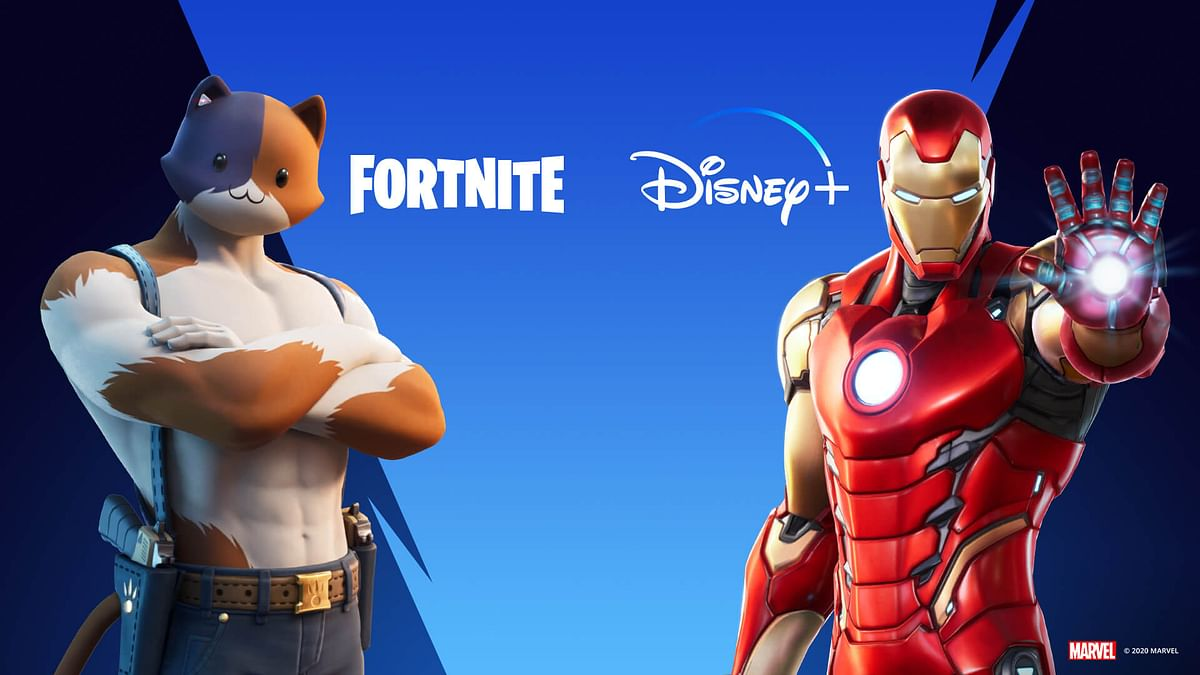 Fortnite offering 2 months free Disney Plus subscription for in-game purchases