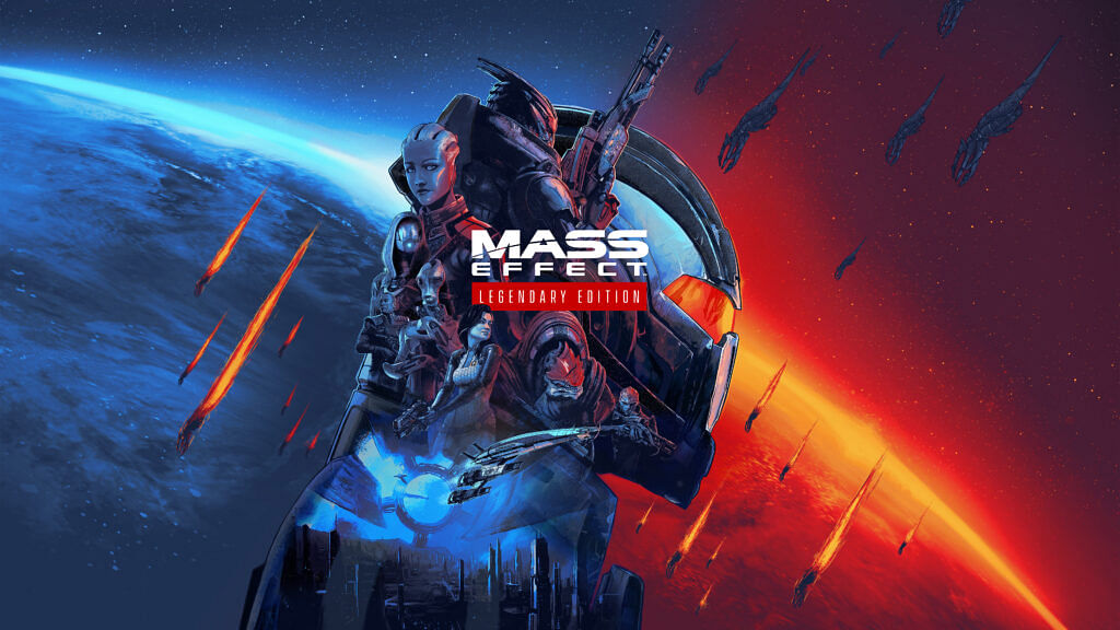 Mass Effect Legendary Edition is up for pre-orders and it comes with game improving enhancements
