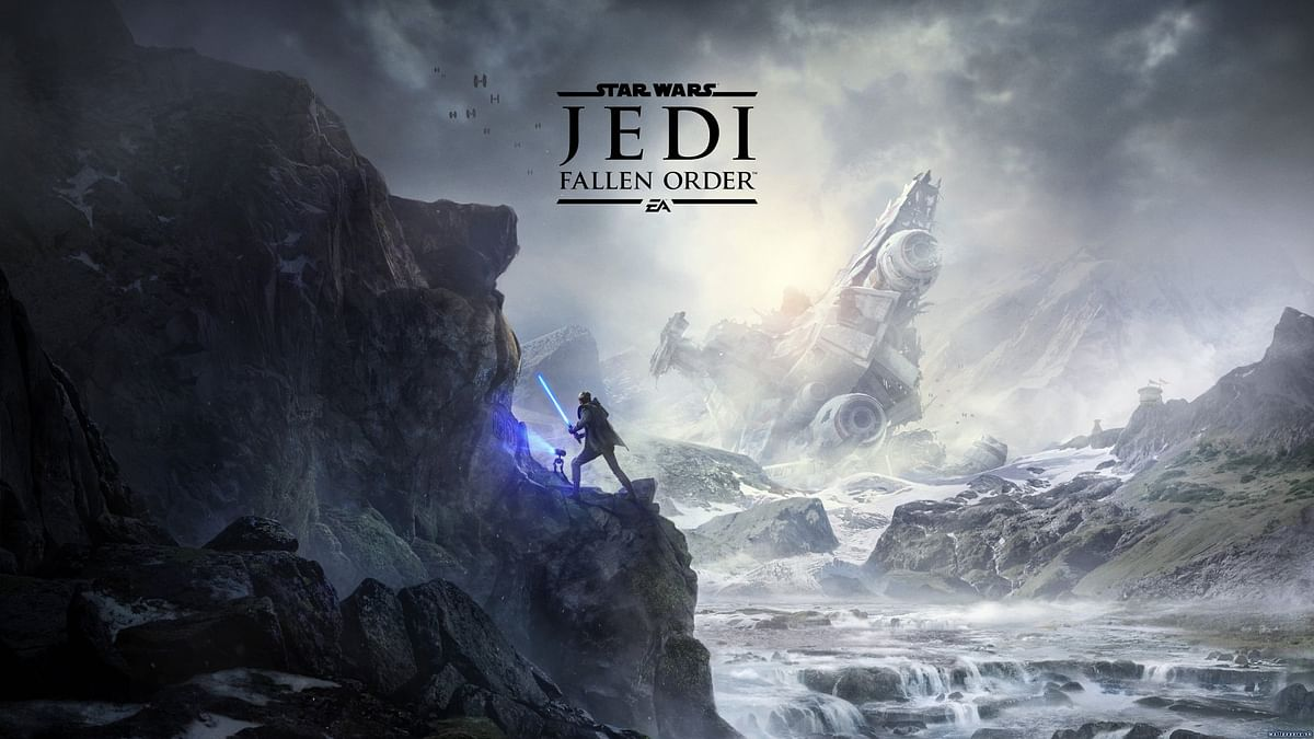 Star Wars Jedi: Fallen Order is one of the top selling games in the US this year