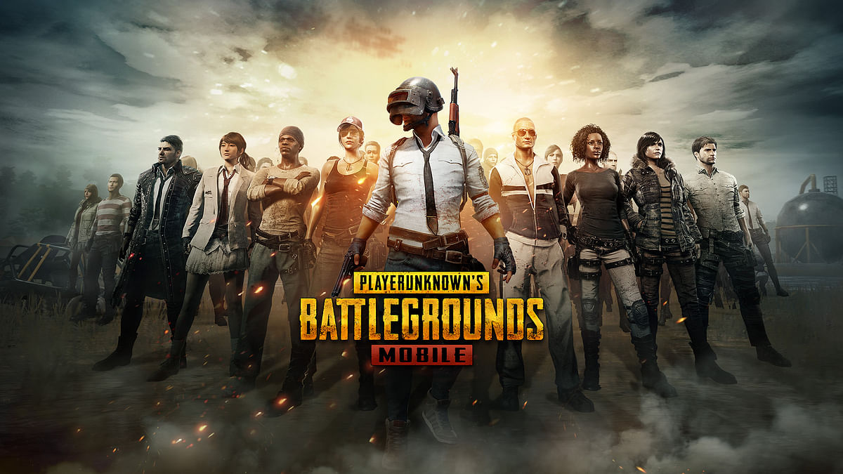 PUBG Mobile was the second highest-grossing game in December 2020