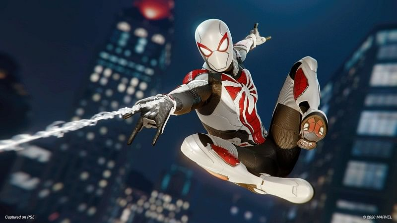 Spider-Man Remastered getting an update for cross generation saves on PS4 and PS5