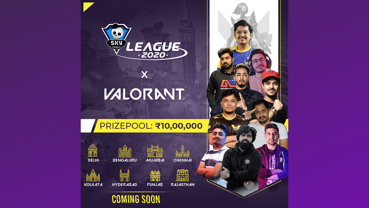 Skyesports announces India's biggest Valorant Tournament with a prize pool of Rs 10 lakh