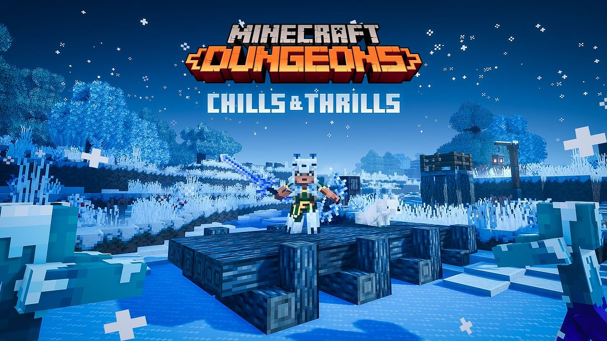 Minecraft Dungeons Chils and Thrills event is now live for everyone