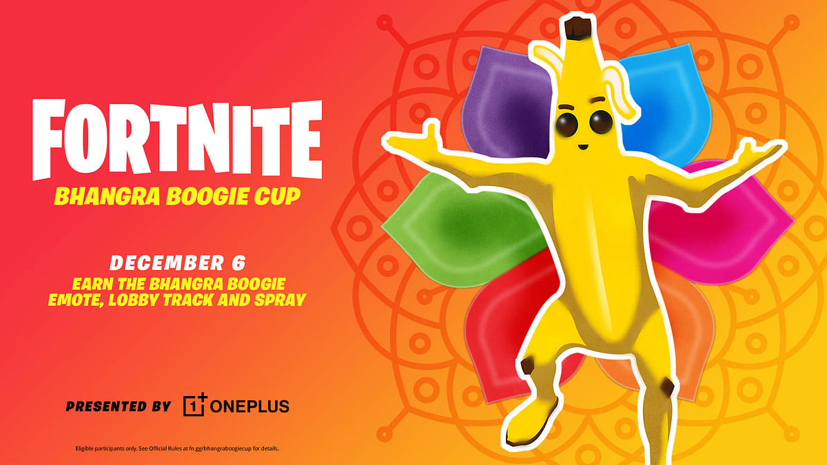 Epic announces India inspired Fortnite Bhangra Boogie Cup event