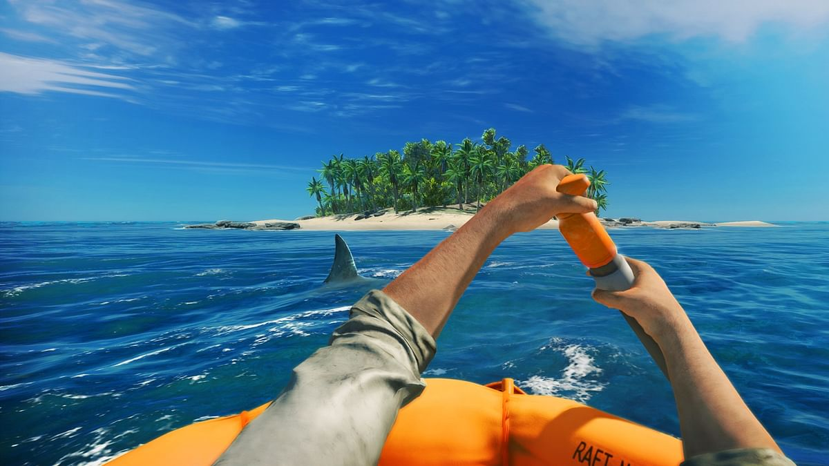 Stranded Deep is free on the Epic Games store for one day