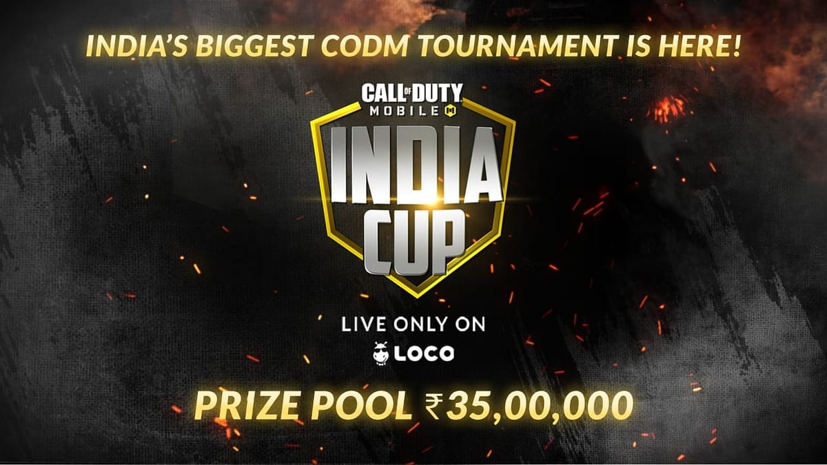 Loco and Activision announce Call of Duty Mobile tournament in India with massive prize-pool