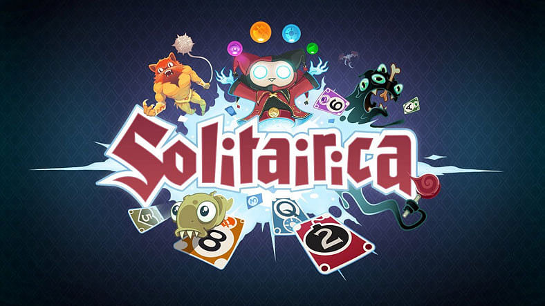 Solitairica is free on Epic Games Store for one day