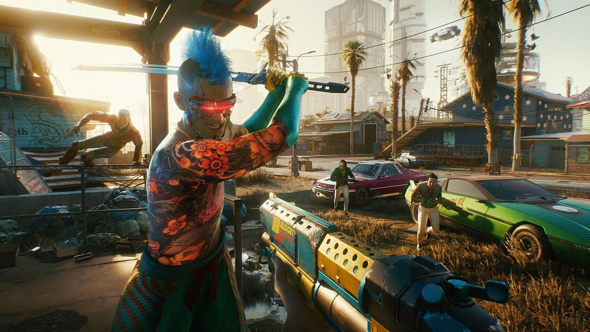 Cyberpunk 2077 gets hotfix 1.05 for Playstation and Xbox consoles