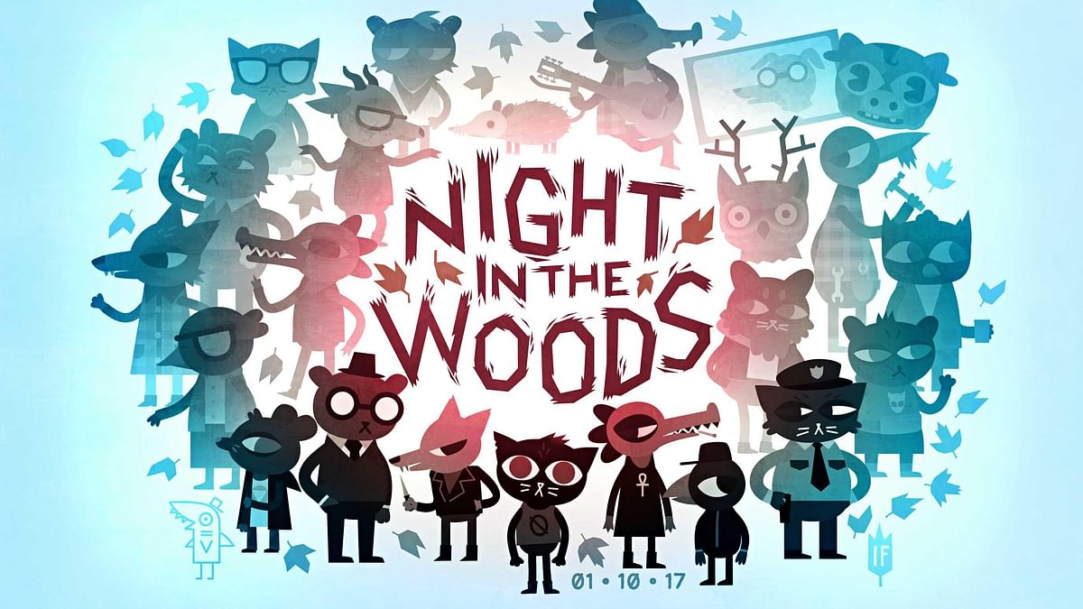 Night in the Woods is free on Epic Games Store for today