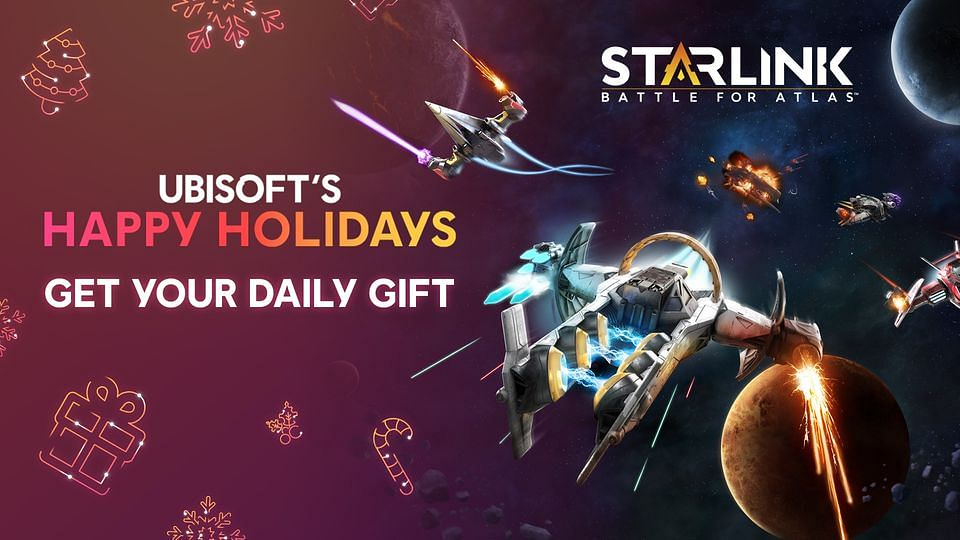 Ubisoft is giving away Starlink: Battle for Atlas for PC on the second day of Happy Holiday's event