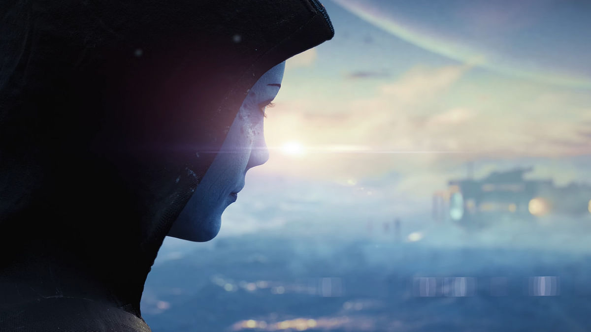Bioware showcases new Mass Effect trailer at the Game Awards Show 2020