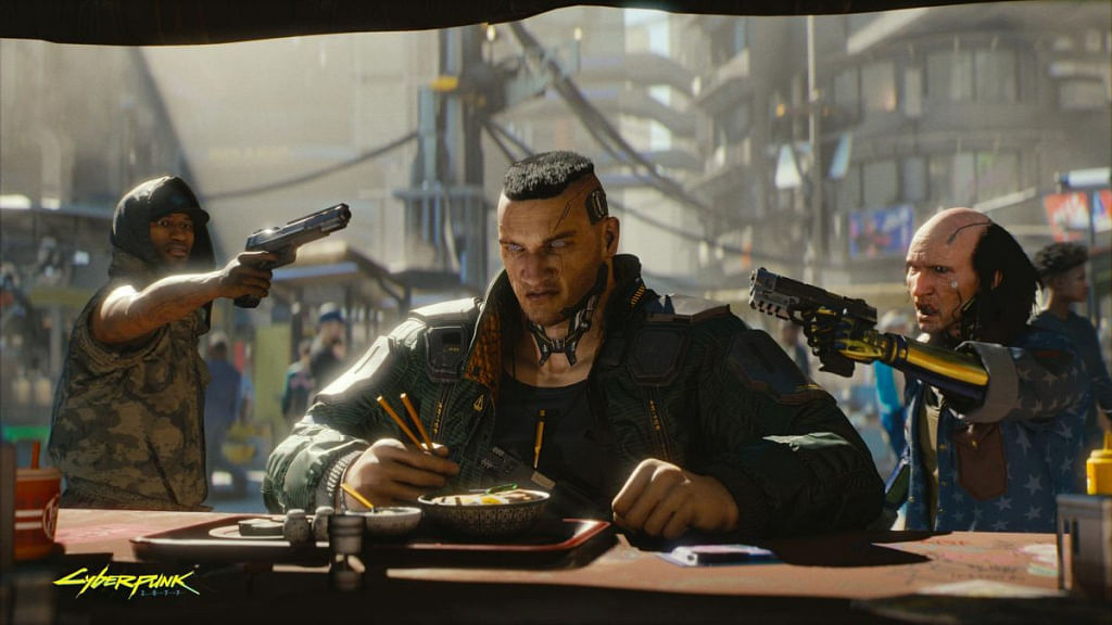 Cyberpunk 2077 Multiplayer mode is real and coming when its ready