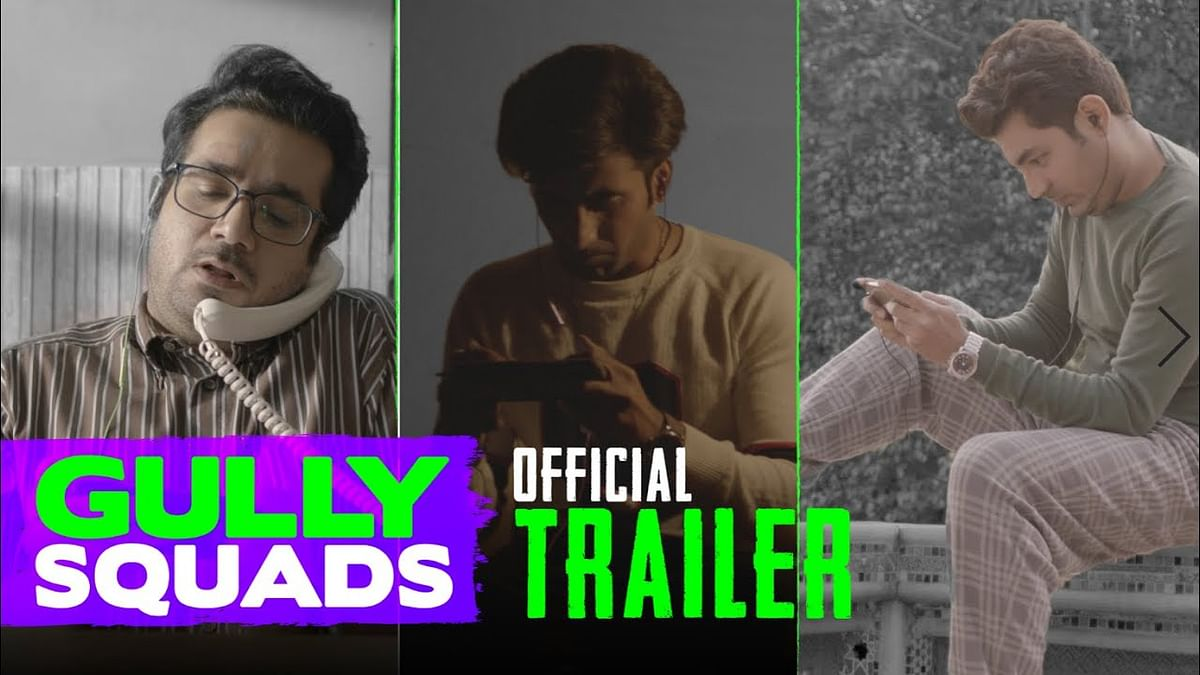 PUBG Mobile Pakistan unveils a new web series Gully Squad