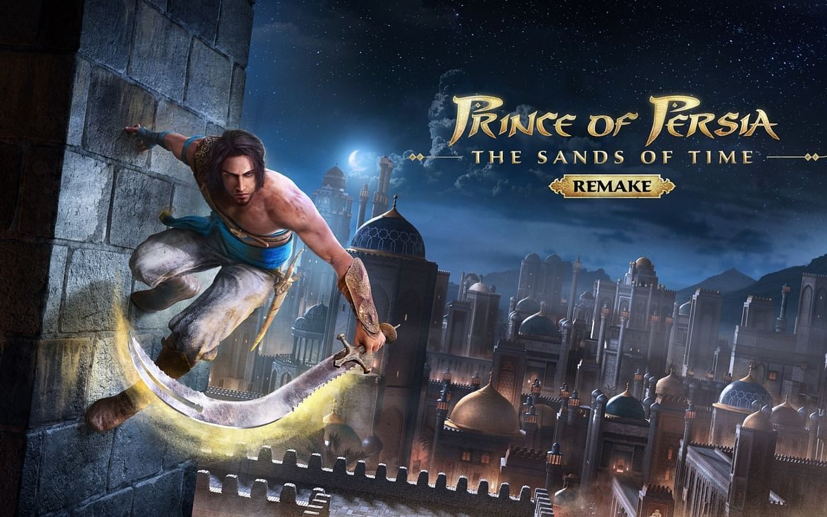 Prince of Persia: Sands of Time Remake is now up for pre-order