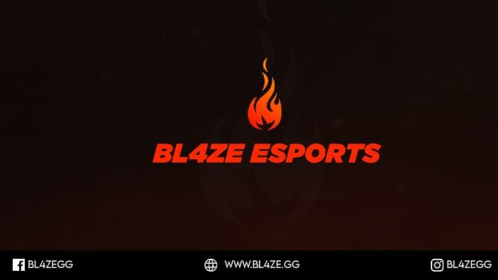 A fiery squad dominating the Indian CS:GO Scene: BL4ZE Esports