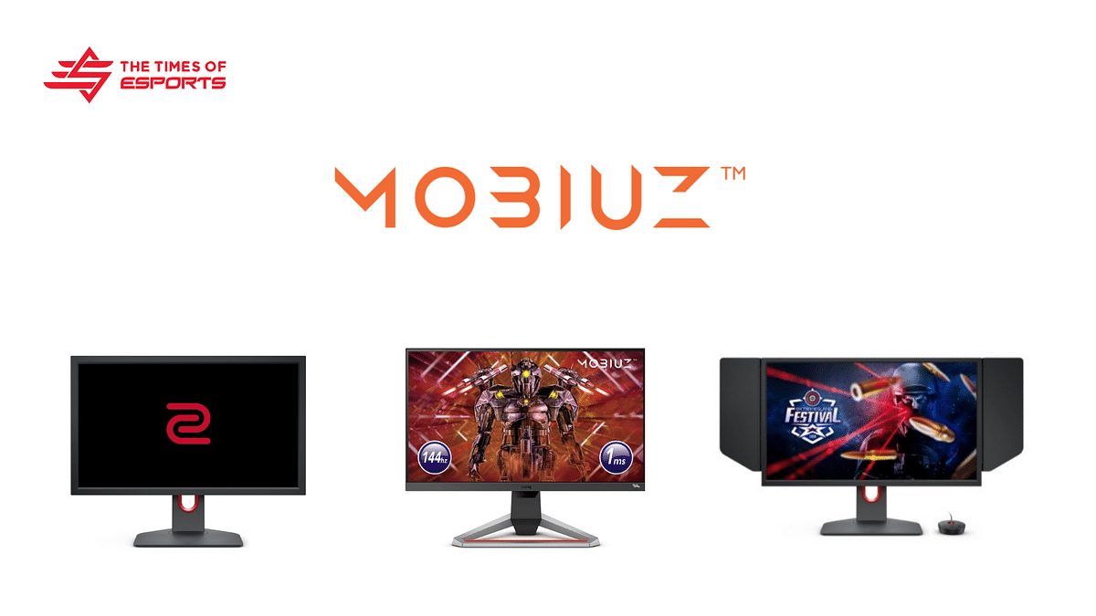BenQ unveils new gaming sub-brand Mobiuz with new range of Zowie gaming monitors