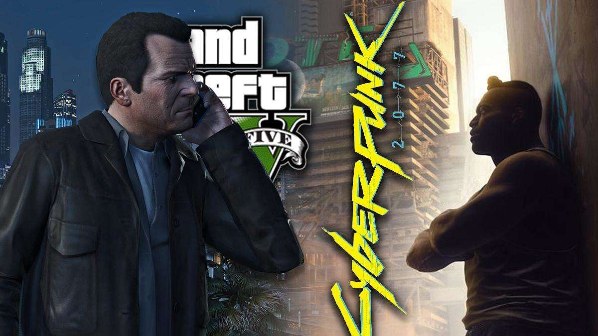 GTA 5 or Cyberpunk 2077? Does Night City have the same allure as Los Santos?