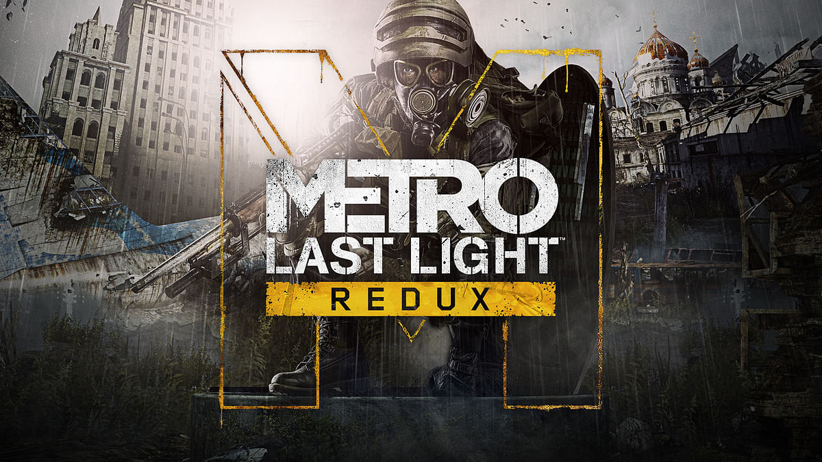 Metro: Last Light Redux is free on GOG for the next 48 hours