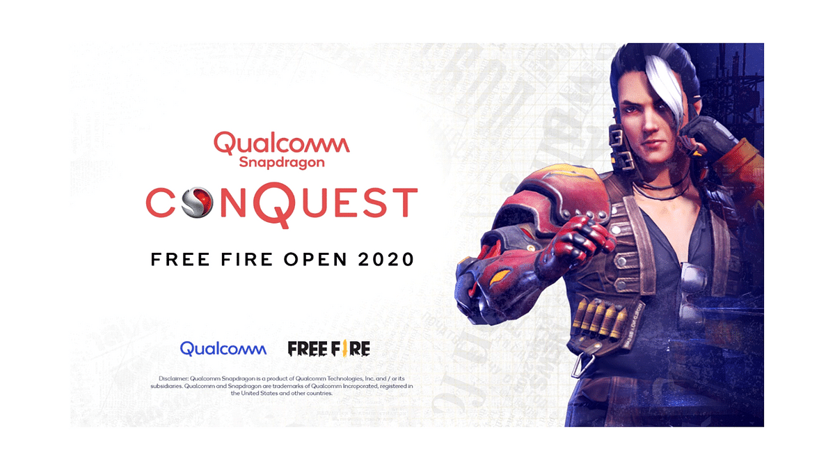 Qualcomm Snapdragon Conquest Free Fire Open 2020 registrations begins in India