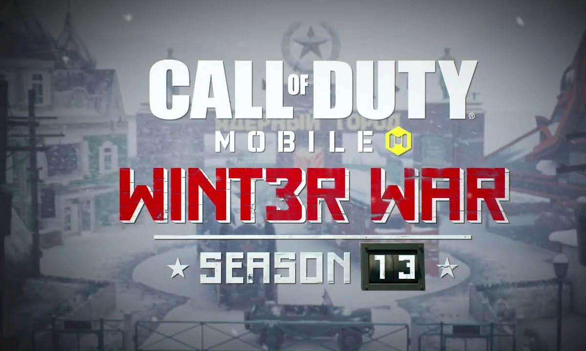 Call of Duty Mobile's Season 13 Winter Wars update: NukeTown Russia, new weapons and more