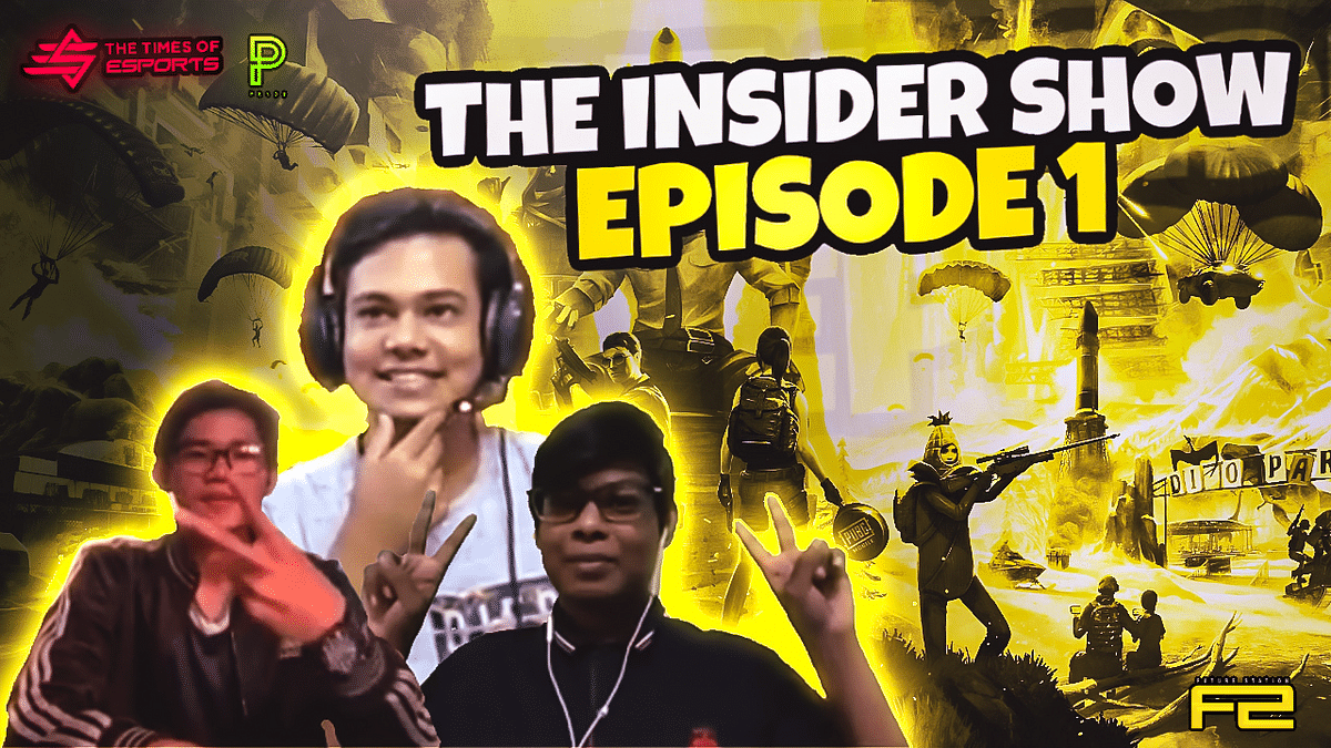 FutureStation's The Insider Show Episode 1 drops today