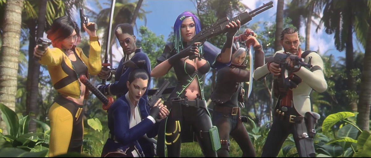 Garena reveals its plans for Free Fire for 2021