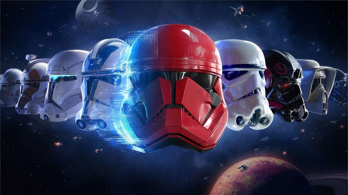 Star Wars Battlefront II: Celebration Edition is free on the Epic Games Store this week