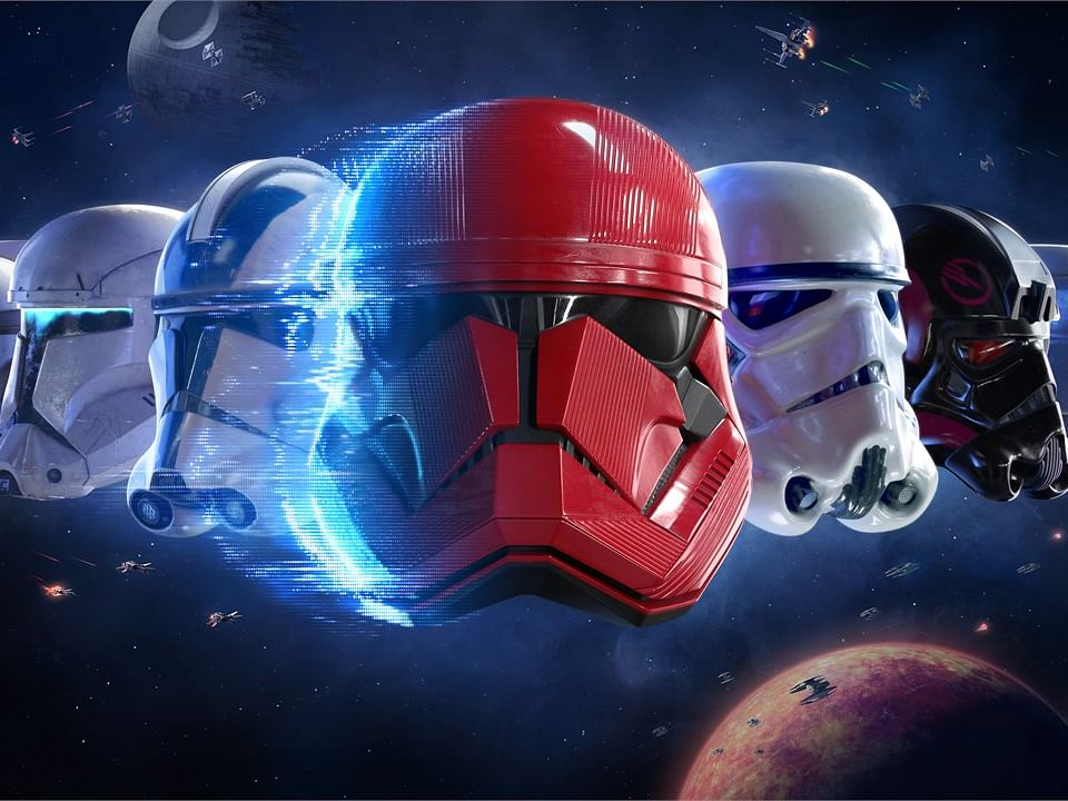 Star Wars Battlefront 2: Celebration Edition is free on the Epic Games Store this week