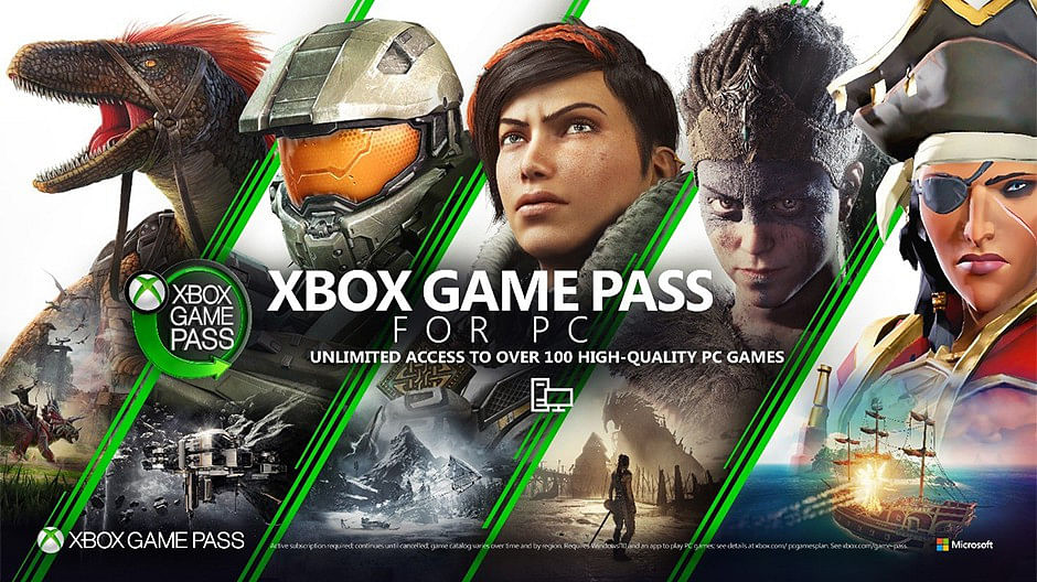 Here are the games coming to Game Pass for PC this January