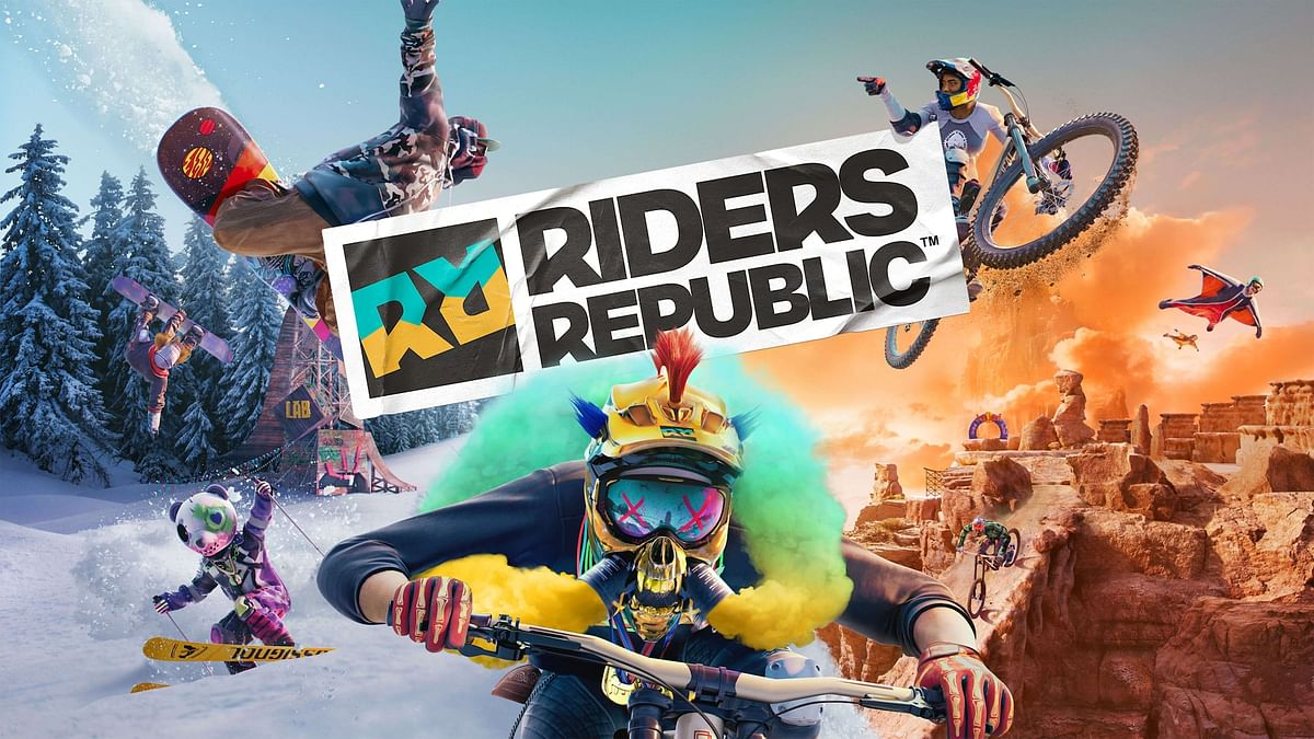 Ubisoft's extreme sports game, Riders Republic pushed back by several months