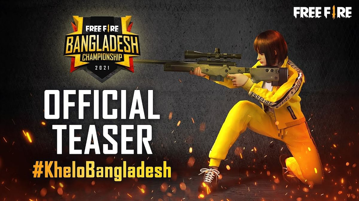Garena announces Free Fire Bangladesh Championship exclusively for players in Bangladesh