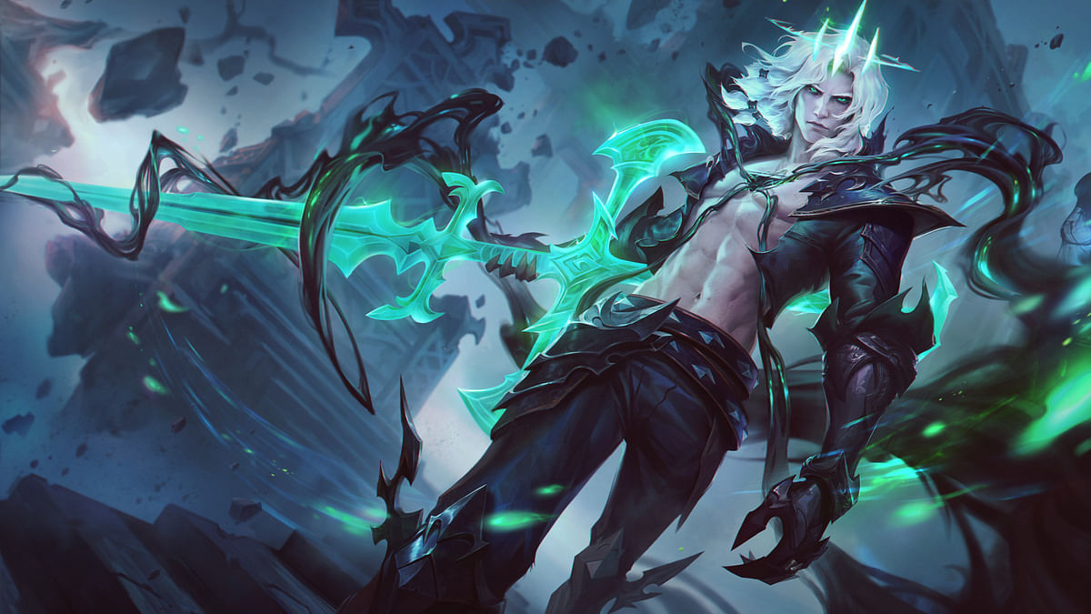 Riot Games reveals the first new champion of 2021 for League of Legends